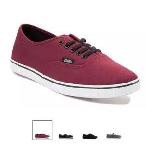 Vans Lo Pro Skate Shoes